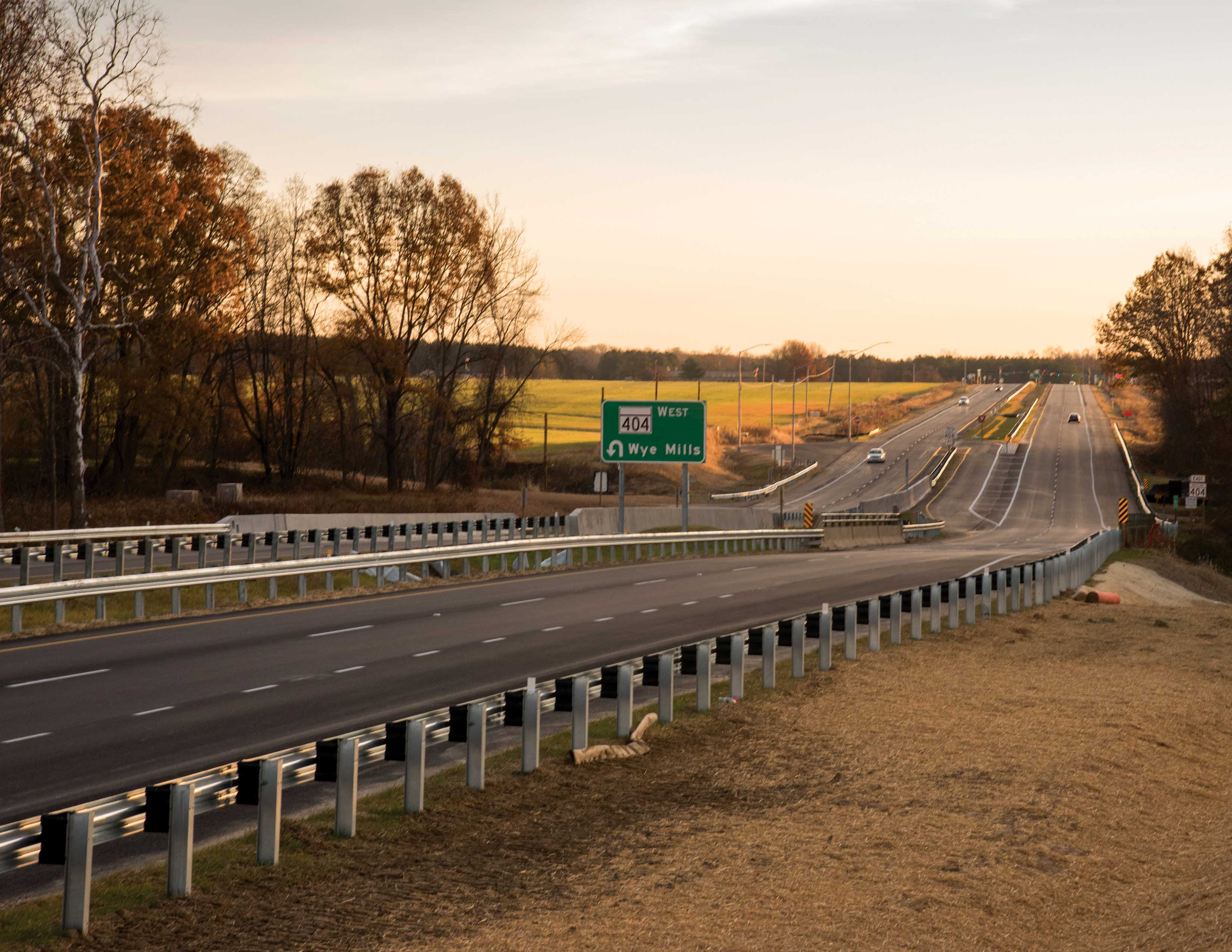 MD 404 Dualization - American Society of Highway Engineers