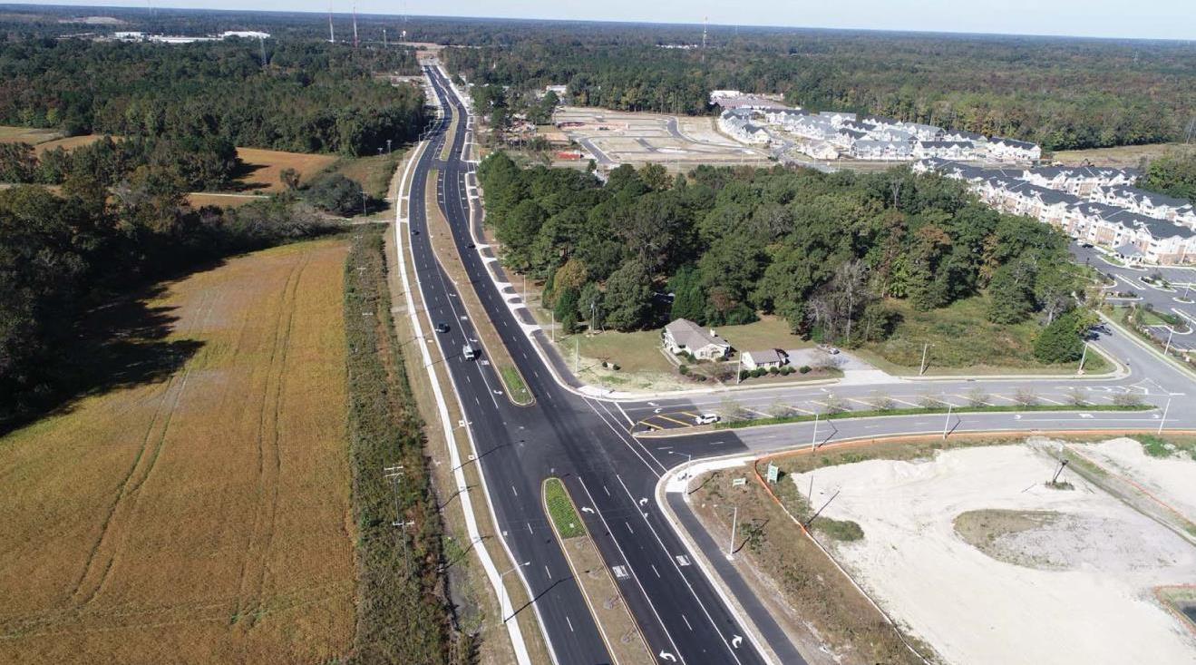 Portsmouth Blvd and Nansemond Pkwy Roadway Improvements