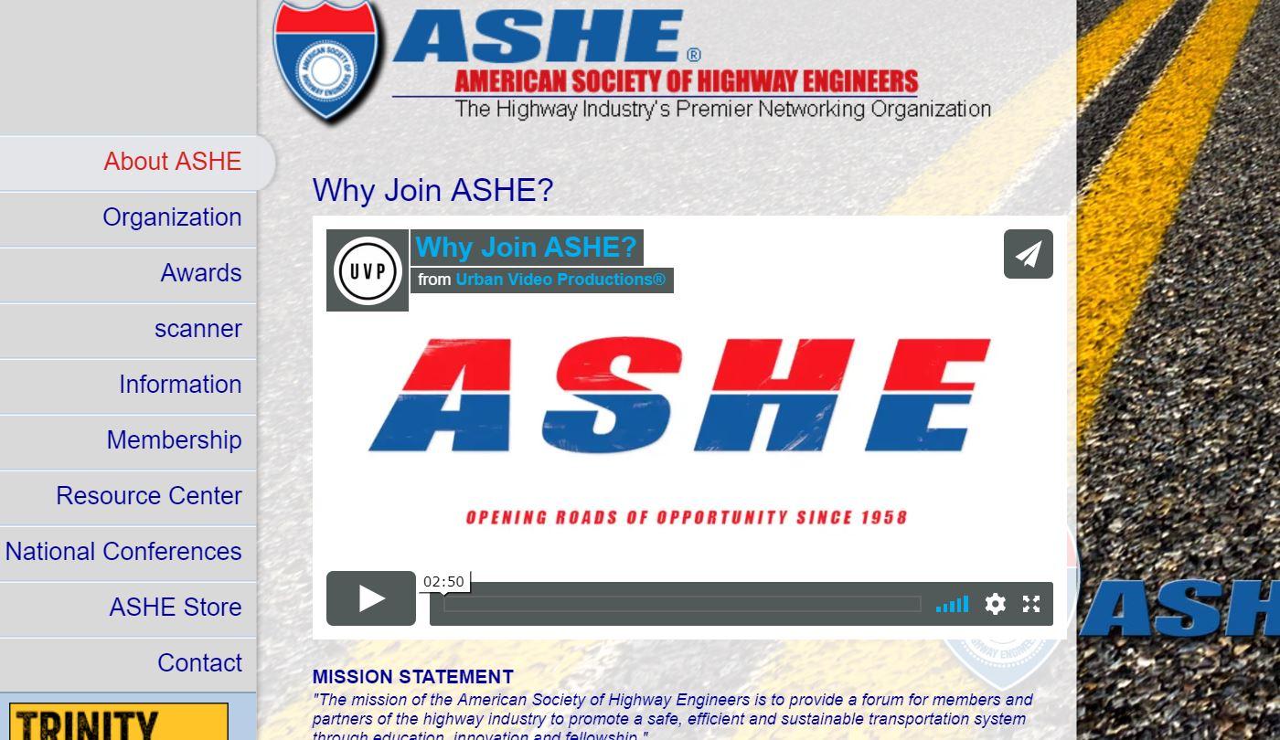 Previous Website