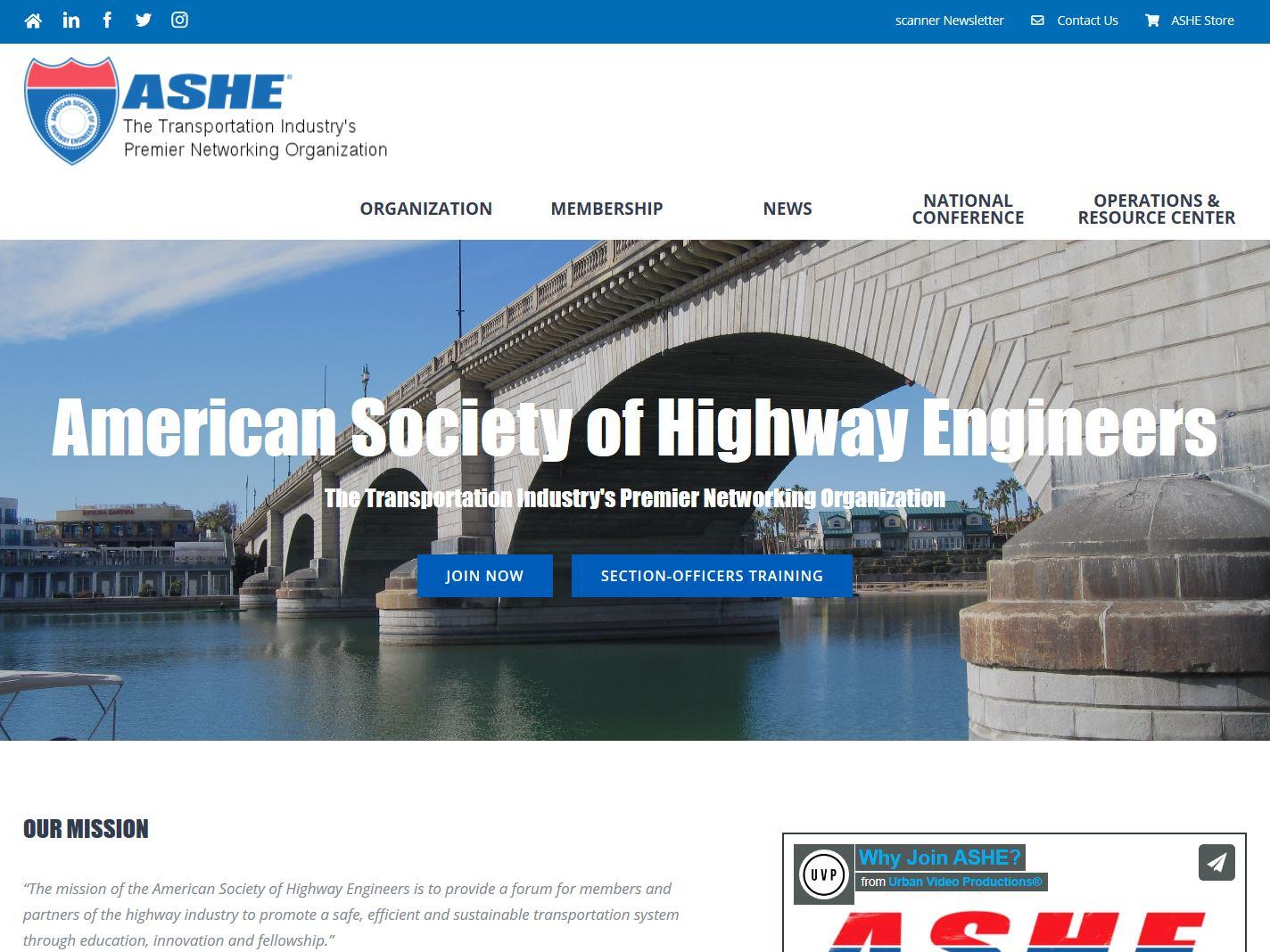 2019 Redeveloped Website