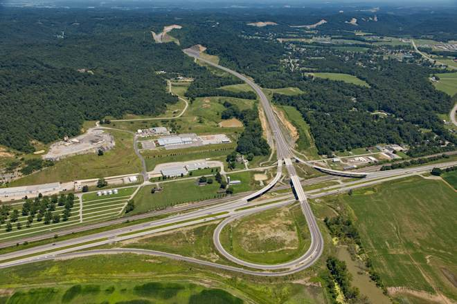 Southern Ohio Veterans Memorial Highway
