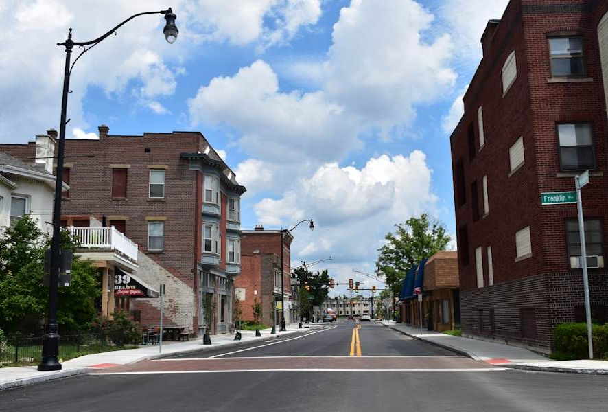 Parsons Avenue Streetscape Project