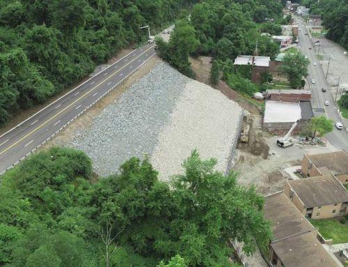 Route 30 Landslide Remediation
